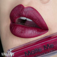 Блеск для губ Sleek MakeUp MATTE ME 1041 Vino Tinto: фото