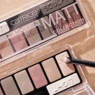 Отзывы Тени для век CATRICE The Modern Matt Collection Eyeshadow Palette 010 матовые