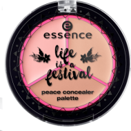 Консилер 3 в 1 Life is a festival Essence: фото
