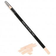 Карандаш для глаз водостойкий Make-Up Atelier Paris C09L слоновая кость: фото