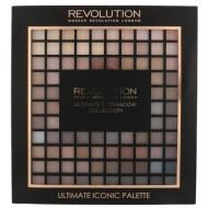 Палетка теней MakeUp Revolution Ultimate Iconic 144 Palette: фото