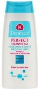 Мицеллярная вода и тоник Dermacol Perfect Cleanser 2 in 1: фото