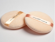Бархатная подушечка пуховка Cinecitta Powder-puff in velvet: фото