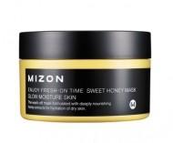 Маска медовая для сухой кожи MIZON Enjoy Fresh On-Time Sweet Honey Mask: фото