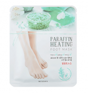 Парафиновая маска для ног MISSHA Paraffin Heating Foot Mask: фото