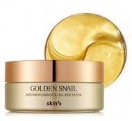 Патчи для области вокруг глаз SKIN79 Golden snail intensive essence gel eye patch 60 шт: фото