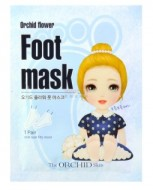 Маска для ног с экстрактом меда THE ORCHID SKIN Foot Mask Sheet 18мл