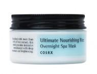Маска-СПА ночная питательная с рисом COSRX Ultimate Nourishing Rice Spa Overnight Mask 60мл: фото