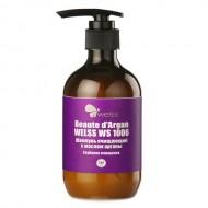 Шампунь очищающий с маслом арганы WELSS Beaute d`Argan 280мл: фото