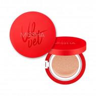 Тональный крем кушон MISSHA Velvet Finish Cushion SPF50+/PA+++(№23): фото