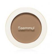 Румяна THE SAEM Saemmul Single Blusher BR03 Cloudy Brown 5гр: фото