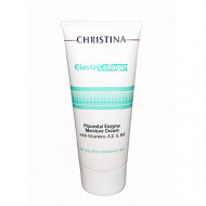 Крем увлажняющий с плацентой CHRISTINA Elastin Collagen Placental Enzyme Moisture Cream with Vit. A, E & HA 60мл: фото