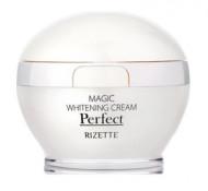 Крем для лица осветляющий Lioele Rizette Magic Whitening Cream Perfect 35г: фото