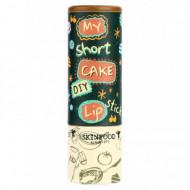 Аксессуар для помады SKINFOOD My Short Cake Lip Casee #3 COOKING BOOK: фото