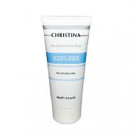 Маска красоты азуленовая для чувствительной кожи CHRISTINA Sea Herbal Beauty Mask Azulene 60мл: фото