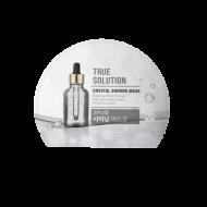 Тканевая маска для сияния кожи CELRANICO TRUE SOLUTION CRYSTAL SHINING MASK 23 мл: фото