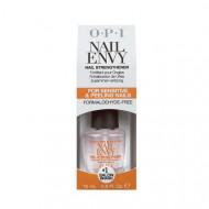 Средство для чувствительных и слоящихся ногтей OPI Sensitive & Peeling Nail Envy 15 мл: фото