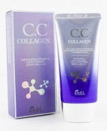СС-крем с коллагеном Ekel CC Cream Collagen 50мл: фото
