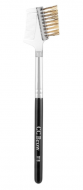 Кисть для бровей двойная с расчёской CC Brow D18: фото